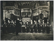 Italia, RAI - Concerto di Natale diretto dal Maestro Antonelli  Vintage silver p