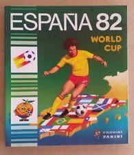 RARE!!! Original Panini Espana '82 - 1982 - empty album - mint condition -