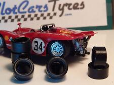 Slot It - 8 tires Alfa 33 - Us