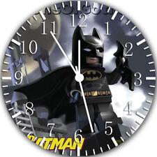 Lego Batman Frameless Borderless Wall Clock Nice For Gifts or Decor W377