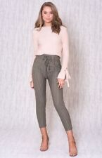 Ajoy High Waisted Stripe Pant Brand New With Tags Size 8/14