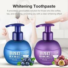 Jaysuing Flavor Baking Soda Stain Removal Whitening Toothpaste Fight Bleeding