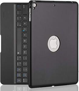 iPad Keyboard Case for iPad Pro 9.7 Inch,Folio Hard Back Cover, Ultra Slim