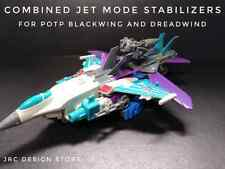 Jet Mode Stabilizers for Dreadwind and Blackwing Transformers JRC DESIGN