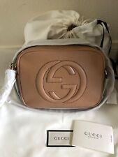 Brand New Gucci Soho In Rose Beige