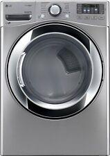 LG SteamDryer Series DLEX3370V 27 Inch Electric Dryer