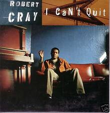 ROBERT CRAY I can't Quit RARE EDIT PROMO CD Single 1997