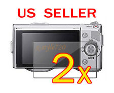 2x Sony Camera NEX-3 NEX-5 NEX-5N NEX-7 NEX-7N LCD Screen Protector Cover Film