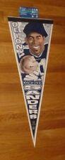 1990's DEION SANDERS pennant Dallas Cowboys PRIME TIME HOFer