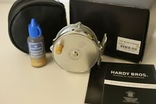 """Hardy Bougle 3"""" Reel Made In England Free $100 Line Free Fast Shipping HEB020"""