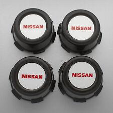 4 cache moyeu de roue NEUF nissan pick up kingcab navara D21 de 1986 à 1997