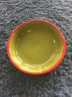 Counter Art Green Red Serving Dish Dip Dish Sauce Bowl