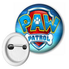 Paw Patrol, Button Pin Badge 50mm
