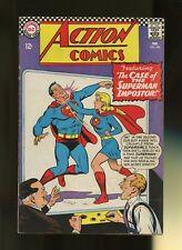 Action Comics 346 VG 4.0 * 1 Book Lot * DC Comics! 1967! Superman & Supergirl!