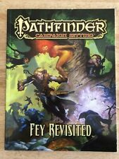 Paizo - Pathfinder Campaign Setting - Fey Revisited - MINT