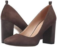 New Franco Sarto Ingall Classic Dress Pumps, Grey Suede Size 9 1/2