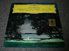Jean Sibelius~Symphonien Nr. 6 D-Moll~Herbert Von Karajan~IMPORT~FAST SHIPPING