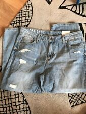 Regular Ripped, Frayed L26 Jeans for Women