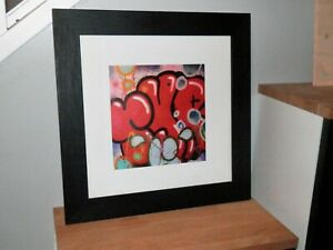 SYR - Signé et numéroté - STREET ART GRAFFITI TAG - NO SERIGRAPHIE