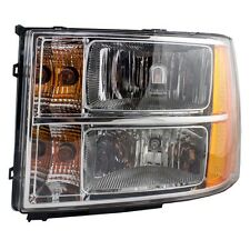 2007 - 2011 GMC SIERRA HEADLIGHT HEADLAMP LIGHT LAMP LEFT DRIVER SIDE