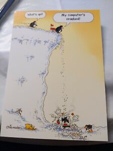 Funny Eric the Penguin Birthday Greeting Card Humour EPG72