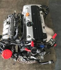 Honda Accord K24A Vtec  4 Cylinders Low Miles JDM Engine for 2007