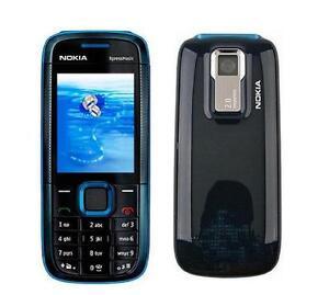 Unlocked Original Nokia 5130 Xpress Music Bluetooth Camera Mobile Bar Cell Phone
