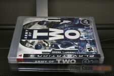 Army of Two First Print (PlayStation 3, PS3 2008) FACTORY Y-FOLD SEALED!