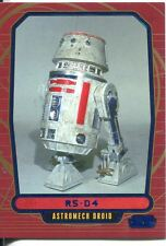Star Wars Galactic Files Blue Parallel #116 R5-D4