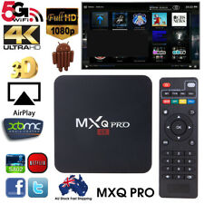 Hot MXQ PRO S905W Nougat Android 7.1 Smart TV BOX 4K Media Player MINI PC WIFI