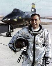 (3) 8x10 Print NASA Test Pilot William J. Pete Knight X-15 #PK1 2 3