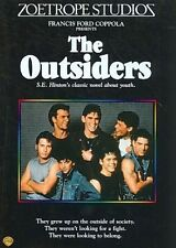 The Outsiders DVD 1983 C Thomas Howell Ralph Macchio