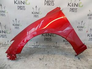 MAZDA 3 MK3 BM 2013-2016 FRONT LEFT SIDE WING FENDER PANEL IN RED  #WN798