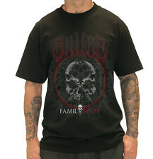 SULLEN COLLECTION FAMILY FIRST MEN'S TEE PRINTED ARTWORK TATTOO ARTIST