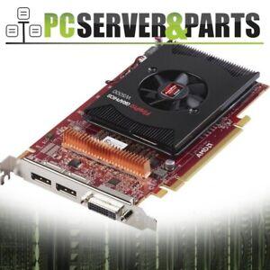 Dell WJ2JT FirePro W5000 2GB GDDR5 PCI-e x16 2x Display Port DVI Graphics Card