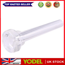 More details for 3c trumpet mouthpiece meg for beginner musical trumpet accessory (clear)