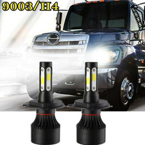 For Nissan UD 1800 2000 2000 2300 2600 3300 H4 cob LED headlight conversion kit