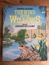 Wind In The Willows Audiobook Cassette Tapes X 2 By Kenneth Grahame Cardboard