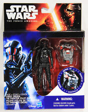 L001053 Star Wars Force Awakens Action Figure Tie Fighter Pilot MOC Armor Up CAN