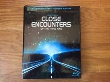 """""""Close Encounters of the Third Kind"""" 30th Anniv. Edition Blu Ray - Like New!"""
