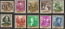 ESPAÑA 1959 VELAZQUEZ EDIFIL 1238/7** MNH
