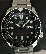 Seiko Core Diver SKX173 Wrist Watch for Men
