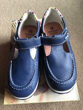 Pablosky Blue School Shoes Size UK 11.5 Euro 30 BNIB