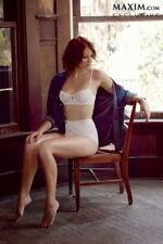 "021 Lauren Cohan - The Walking Dead Maggie Greene Sexy Star 14""x21"" Poster"
