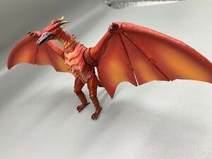 S.H. Monster Arts Godzilla Fire Rodan Figure ^^