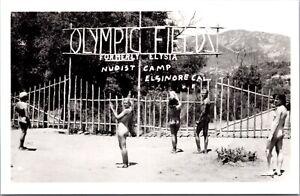RPPC Olympic Fields Formerly Elysia Nudist Camp in Lake Elsinore California~4019