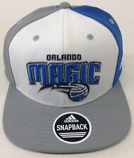 NBA Orlando Magic Adidas Structured Snap Back Cap Hat Beanie Style# VL60Z NEW!