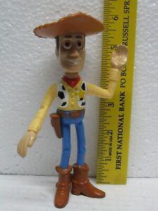 1999 Disney Pixar Toy Story McDonalds Happy Meal Sheriff Woody Action Figure