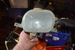 VOLVO XC90 DRIVERS SIDE FRONT FOG LAMP IN BUMPER 2005 CAR. GOOD CONDITION