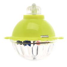 Bambini Shell di plastica lampeggiante RGB LED Luci Gyro Giocattolo Y1K1